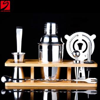 shaker set barware